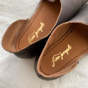 Free People Shoes - FREE PEOPLE | Mont Blanc Sandal, Zinc